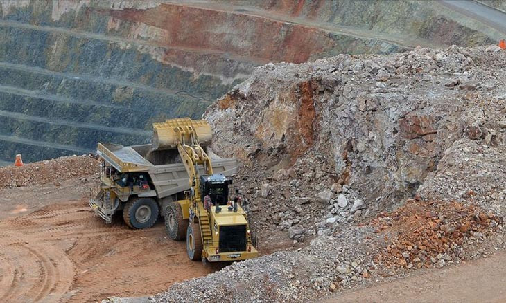 Hundreds of mining sites around Turkey placed on tender