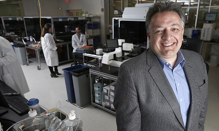 American businessman with Turkish-Armenian roots leads COVID-19 vaccine development