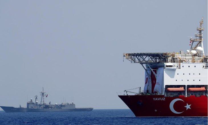 Erdoğan says Greece 'sowing chaos' in Mediterranean
