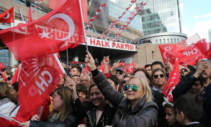 Main opposition CHP refutes former presidential candidate İnce's allegations targeting party