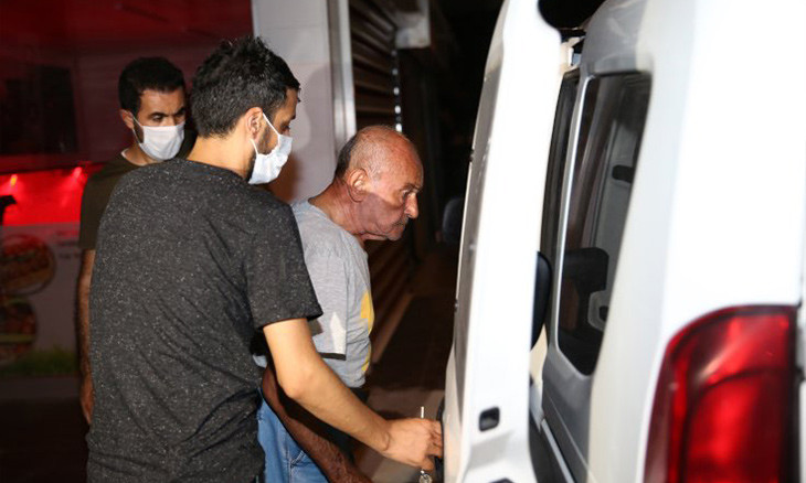 Hatay's deputy governor murders mother, brother in inheritance brawl