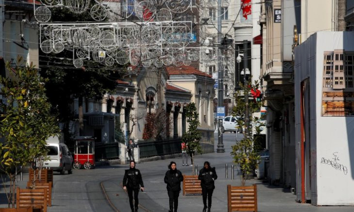 Turkish Interior Ministry denies rumors of coronavirus curfew for weekend