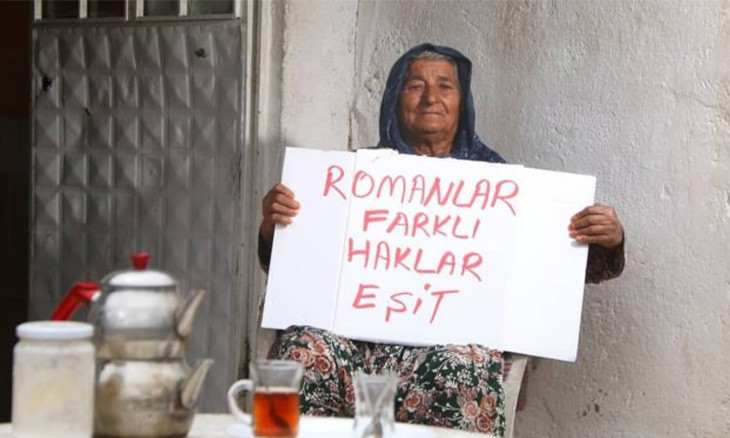 Turkey's Roma women come out in support of Istanbul Convention