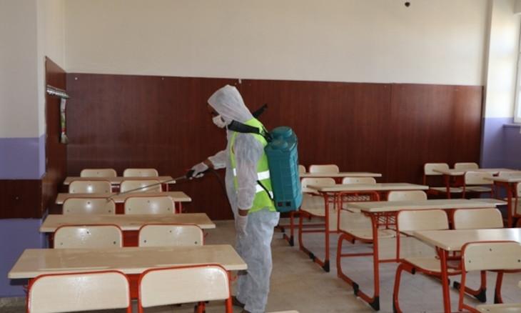 Teachers from 34 Turkish schools contracted COVID-19, says Eğitim-Sen