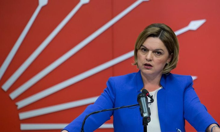 CHP leader names party's top brass after congress