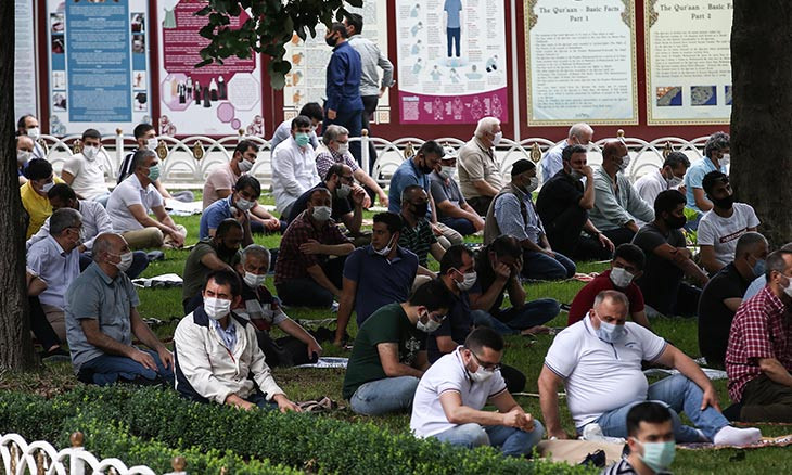 Turkish Medical Association: COVID-19 not under control