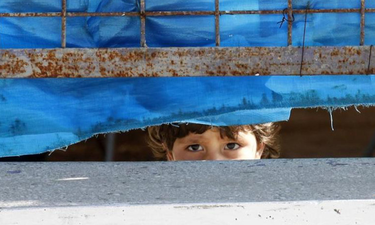 Six Syrian children victims of racist attack in southern province of Hatay