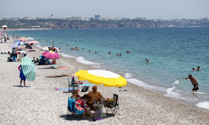 Germany drops travel warnings for four Turkish seaside provinces