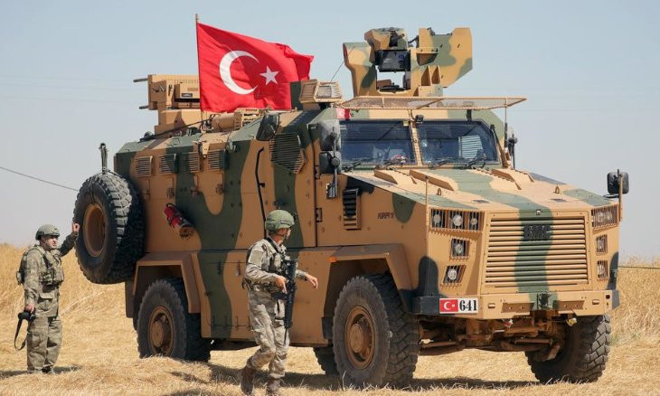 Germany approved 25.9 million euros worth of arms exports to Turkey after Syria operation: Report