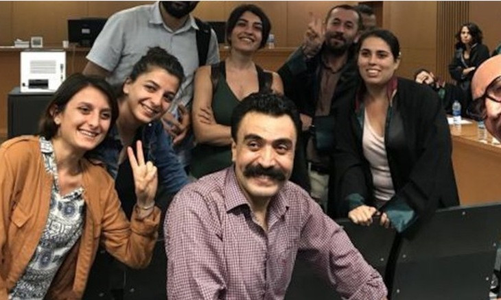 Turkey's Court of Cassation upholds prison sentences of 14 ÇHD lawyers