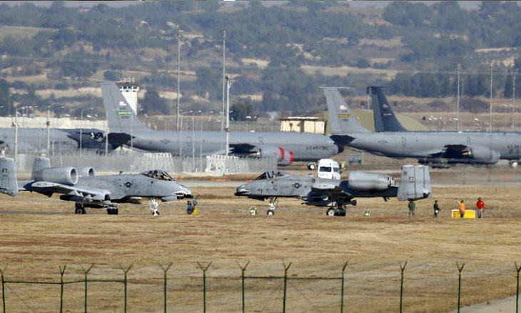 UAE in talks with US to transfer İncirlik airbase from Turkey, says report