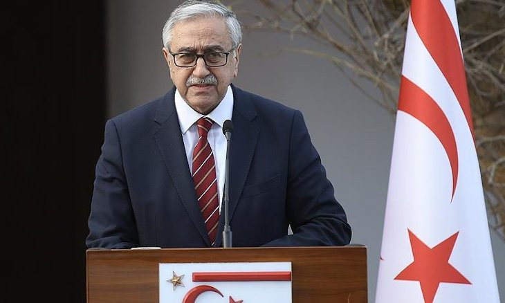Turkish Cypriot President Akıncı says there are 'clues' of Ankara's involvement in upcoming elections