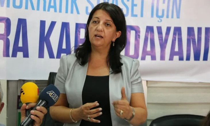 Kars governor's office bans all demonstrations ahead of HDP co-chair's planned rally