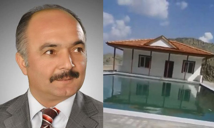 Northern Turkey mayor's illegal villa gets demolished by his own municipality