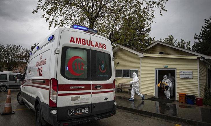 Ankara paramedics overworked as 'VIP COVID-19 patients' given priority