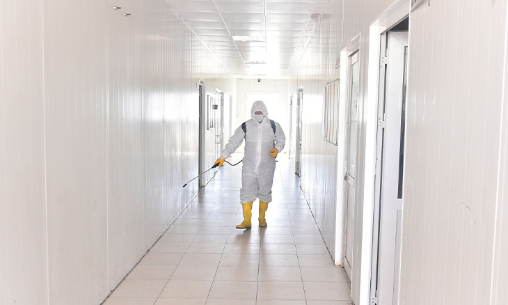 COVID-19 pandemic 'out of control in Turkey,' capital is 'infested'