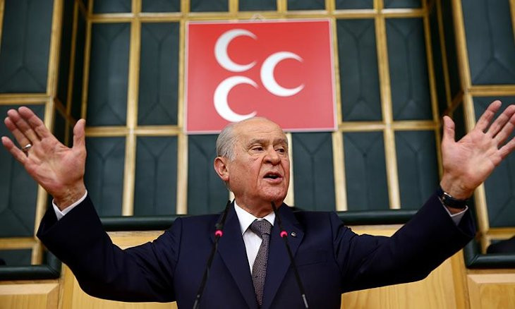 MHP leader Bahçeli calls for restructuring Turkey's top court in line with presidential system