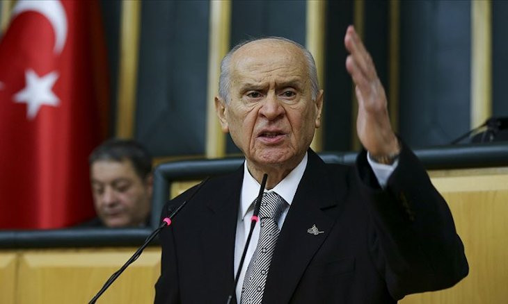 Erdoğan ally Bahçeli says Turkey should bring back death penalty
