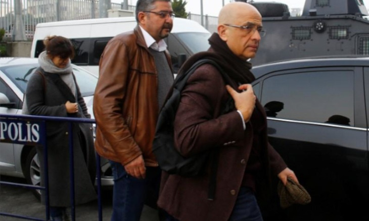 Lawyer calls for reinstatement of Berberoğlu's parliamentary rights after Constitutional Court decision