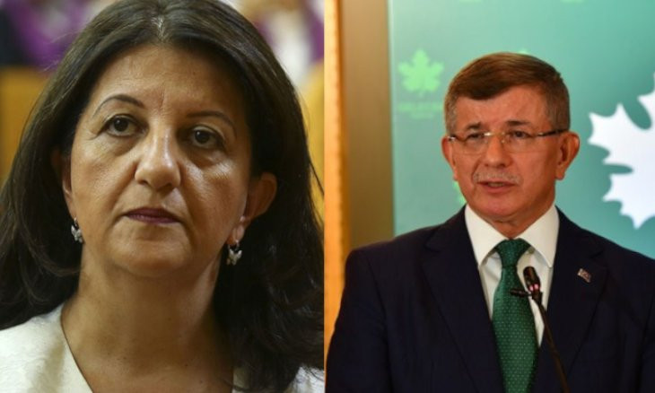 HDP co-chair calls on Davutoğlu to 'speak the truth' about 2014 Kobane protests