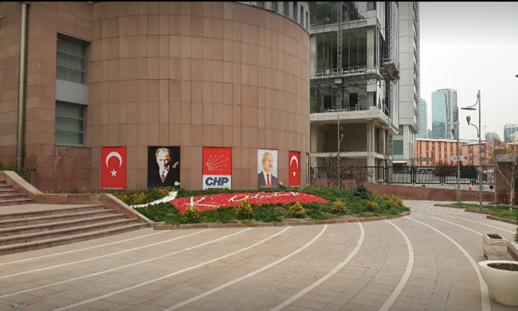 Turkish main opposition headquarters to work virtually starting on Sept 14 due to surge in COVID-19 cases