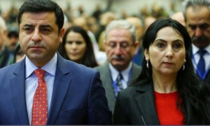 Turkish court rules for continued imprisonment of former HDP co-chairs
