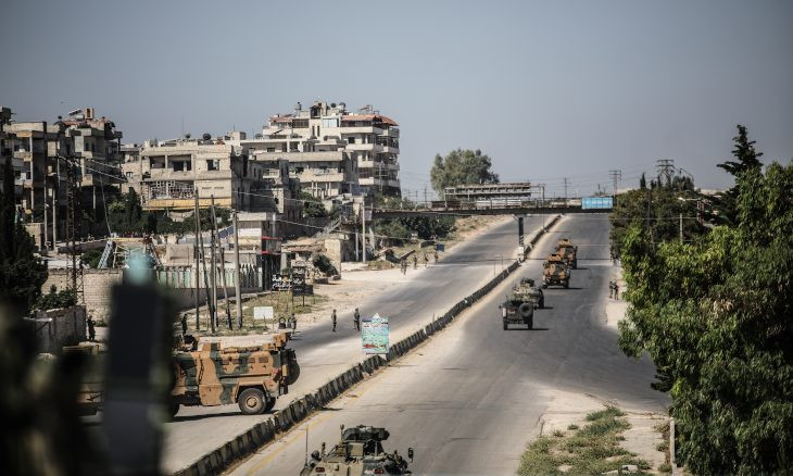 Russia says to resume patrolling of Syrian highway with Turkey when situation calms