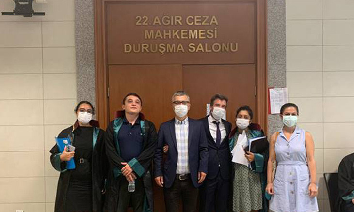 Turkish court drops terrorism charges against Diken execs over reports on  whistleblower tweets