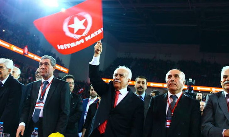 Perinçek's Patriotic Party expels one of its prominent figures for opposing party's pro-Erdoğan stance