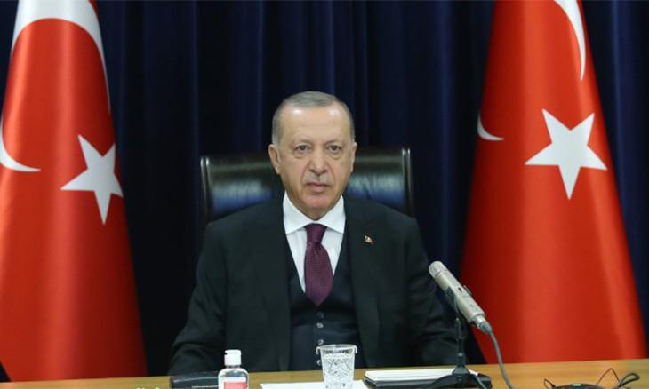 Erdoğan reveals vision for 2053, calls it 'Turkey model'