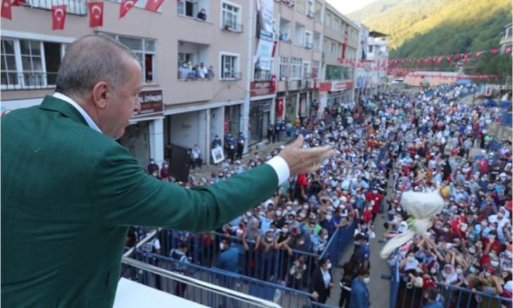 Erdoğan says new measures needed as virus makes comeback in Turkey