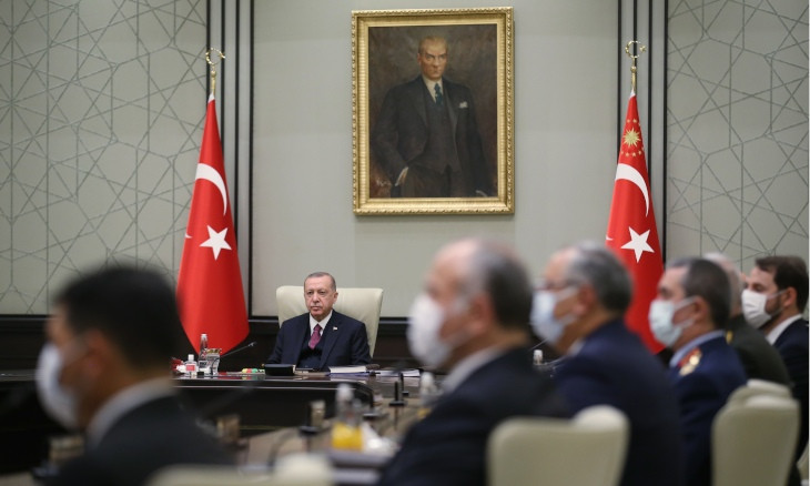 Turkey will make no concessions in eastern Mediterranean, says Security Council