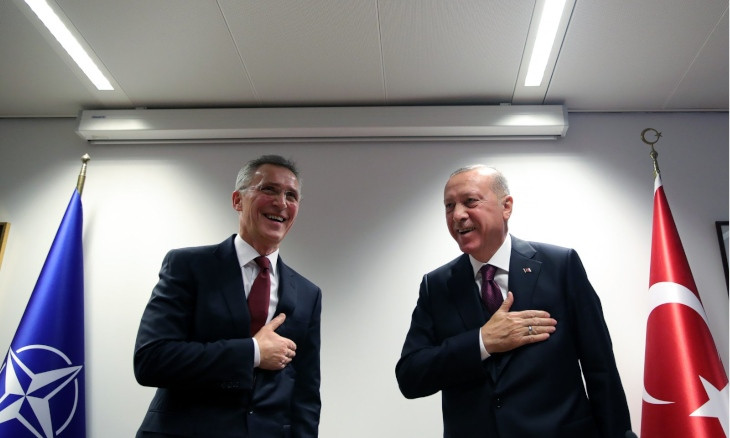 Erdoğan says course of talks on Mediterranean dispute to depend on steps taken by Greece