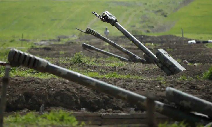 Turkey offers full support to Azerbaijan, accuses Armenia of violating international law