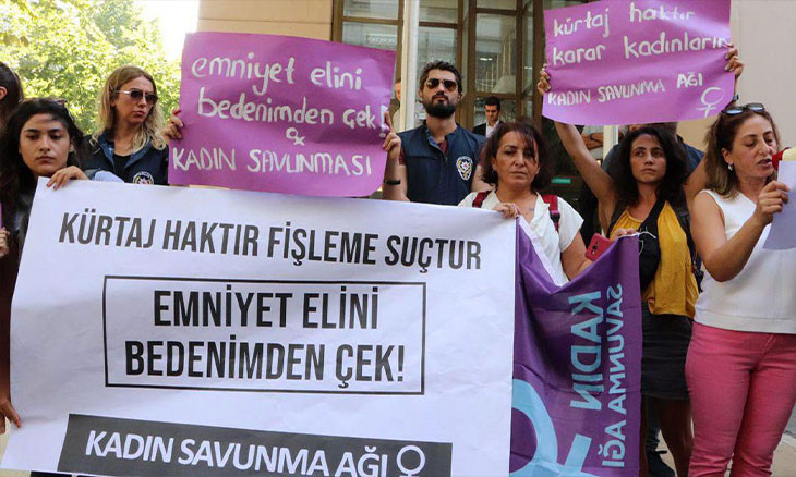 Hindering access to abortion is rights violation against rape survivor: Turkey's top court