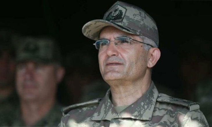 Turkish general dies while on duty in Syria's Idlib