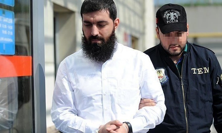 Turkey's alleged ISIS leader given over 12 years in jail