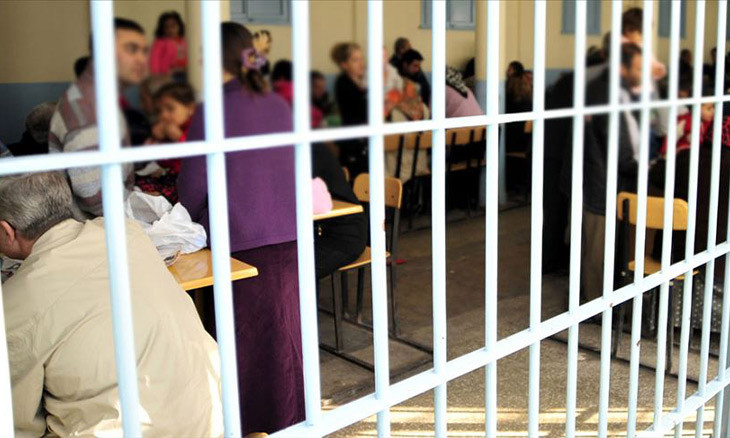 Prisoners' rights violations compounded by COVID-19 pandemic, say Turkish rights groups