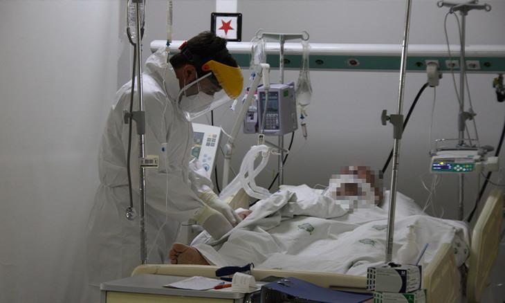 COVID-19 deaths in Turkey surpass 8,000