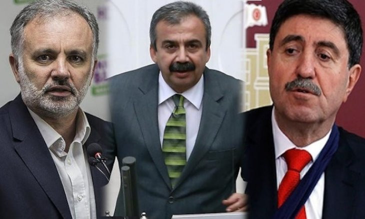 Turkish police detain HDP members, including Mayor Bilgen, over 2014 Kobane protests