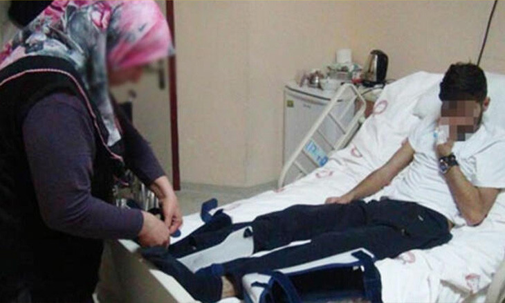 Turkey to pay 1.7 mln liras in damages to student over principal's 'humiliation' about kissing