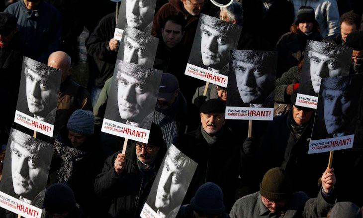 Istanbul court opts not to hear testimony from former intelligence officer in Hrant Dink trial