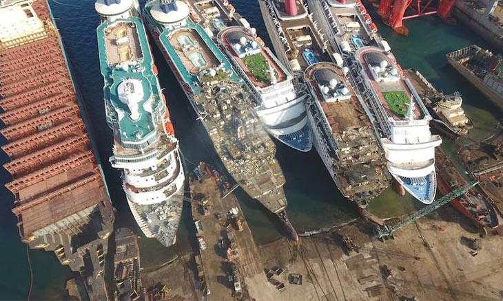 Turkey's ship recycling soars amid COVID-19 pandemic