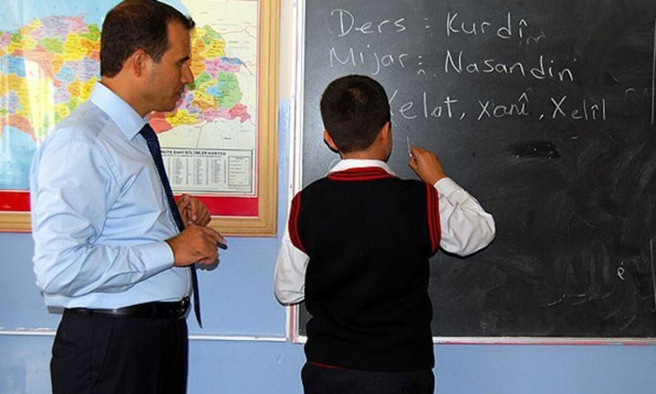 HDP deputy submits draft bill to parliament for Kurdish to become a language of education