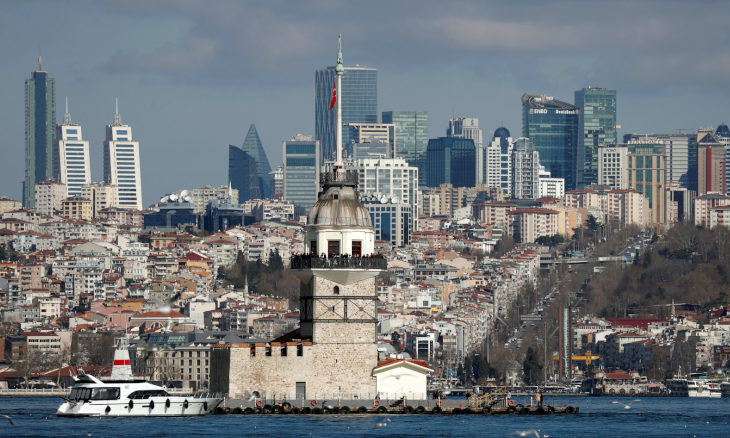 Wealthiest 20 percent of Turkish population controls nearly half of country's wealth