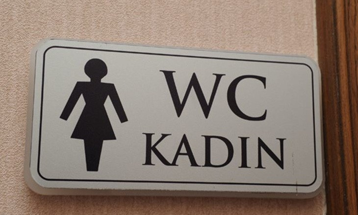 Turkey's Court of Cassation finds male employee at fault for using women's toilet at workplace