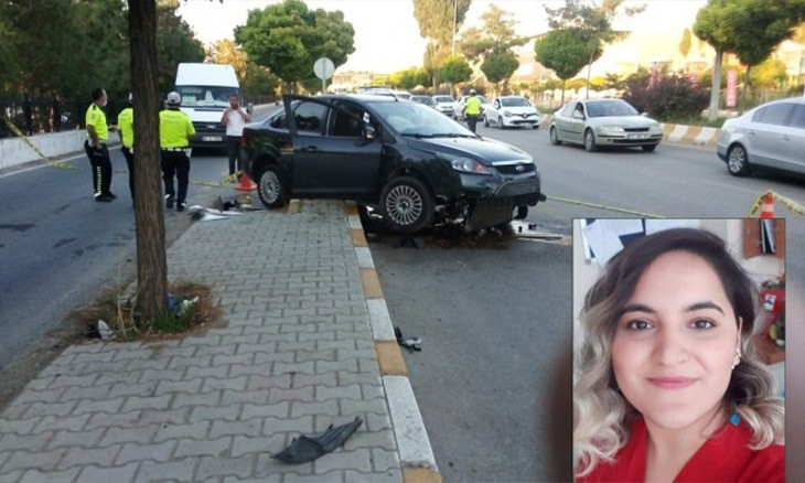 Prison guard kills woman, stages car crash to cover up murder in southeast Turkey