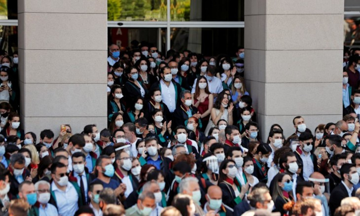 Ankara Bar Association: Lawyers under investigation face rights violations