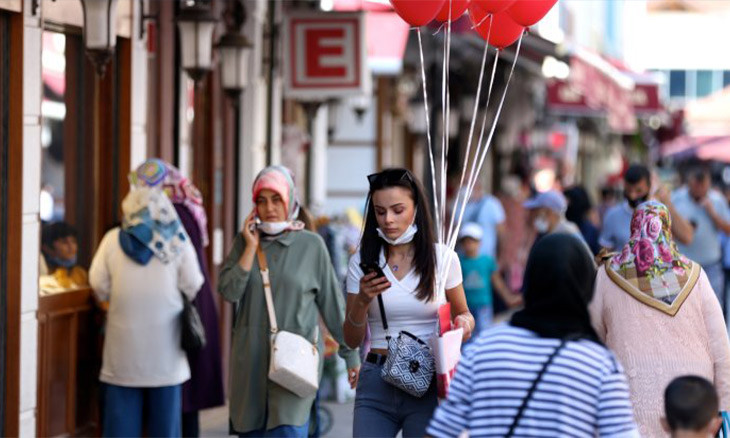 Turkish province 'penalizes' COVID-19 violators with mandatory readings