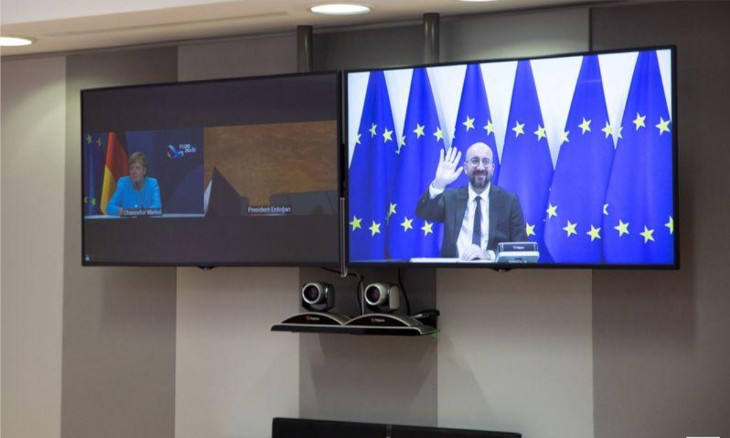 EU postpones Turkey summit after Council President Michel goes into COVID-19 quarantine
